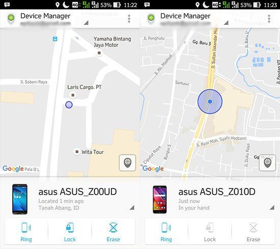 cara menemukan handphone yang hilang