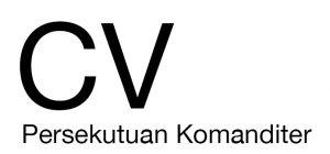 mendirikan cv