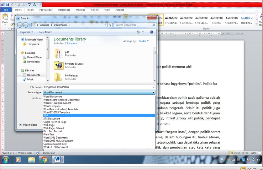 convert pdf to word gratis