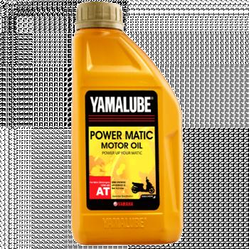 Power Matic Motor Oil