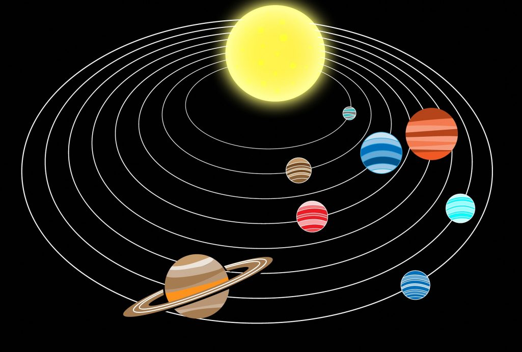 pengertian planet