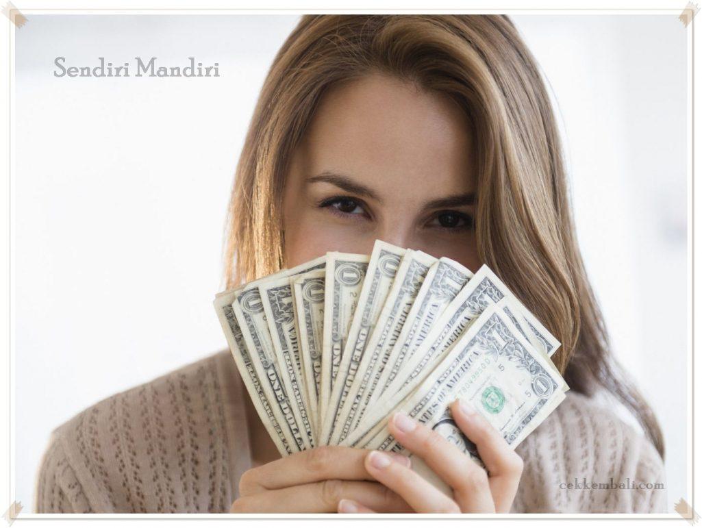 cara mengatur keuangan yang masih sendiri