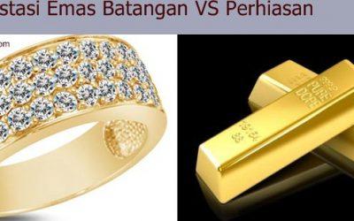 image of Emas Perhiasan VS Investasi Emas Batangan