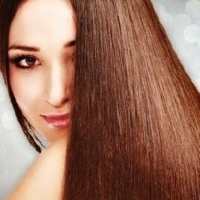 picture of Cara meluruskan rambut secara alami tanpa rebonding