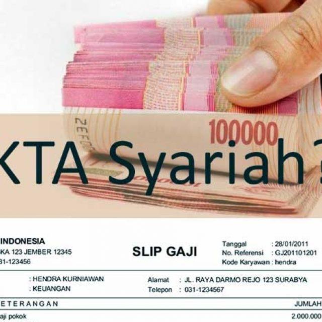 picture of KTA syariah jadi solusi bila konvensional dianggap haram
